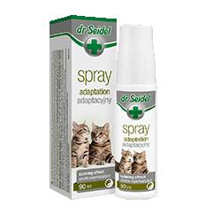 DR SEIDEL Spray adaptacyjny dla kota feromony 90ml