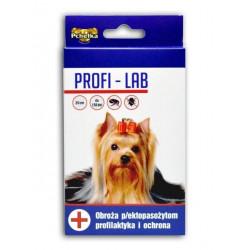 PROFI-LAB obroża na pchły kleszcze dla psa 35cm