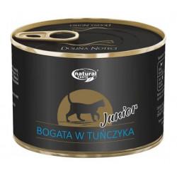 DOLINA NOTECI Junior bogata w tuńczyka 185g