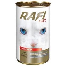 RAFI Cat z wołowiną  24 x 415 gram