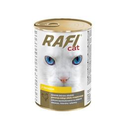 RAFI Cat z drobiem  415 gram