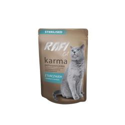 RAFI Cat z tuńczykiem 100 gram