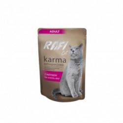 RAFI Cat z indykiem 100 gram