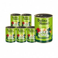 DOLINA NOTECI Superfood jeleń i kaczka 6 x 400G