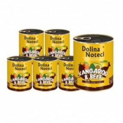 DOLINA NOTECI Superfood kangur i wołowina 6 x 800G