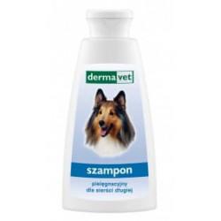 DERMAVET szampon pielęgnacyjny do sierści długiej 150 ml