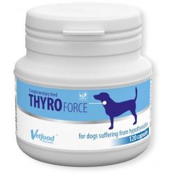 VETFOOD Thyroforce na tarczycę dla psa 120 kaps