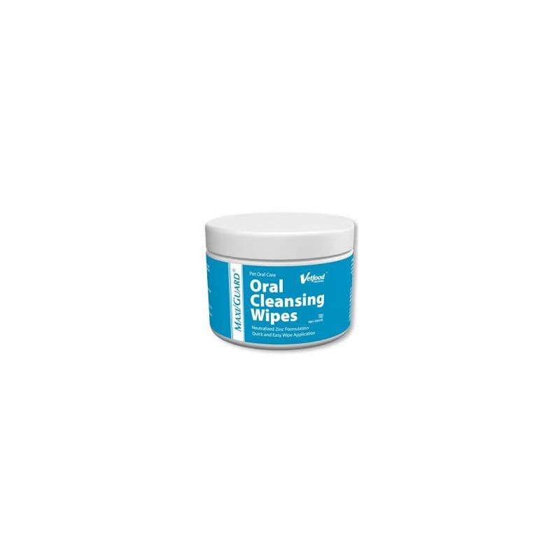 VETFOOD Oral Cleansing Wipes Maxi/Guard 100 sztuk