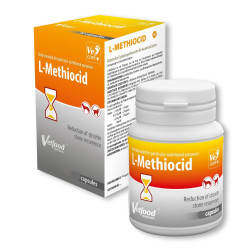 VETFOOD L-Methiocid na kamienie struwitowe 60 kaps