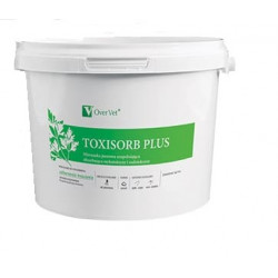 OVER VET Toxisorb Plus absorbujący mykotoksyny 5 kg