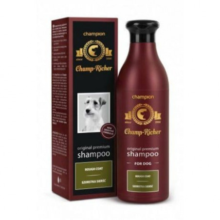 CHAMP-RICHER szampon pies szorstka sierść  250 ml