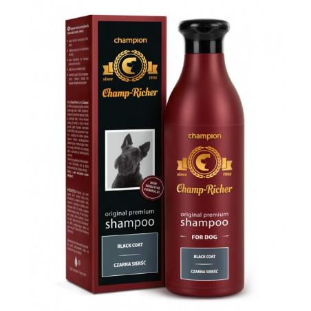 CHAMP-RICHER szampon pies czarna sierść 250 ml