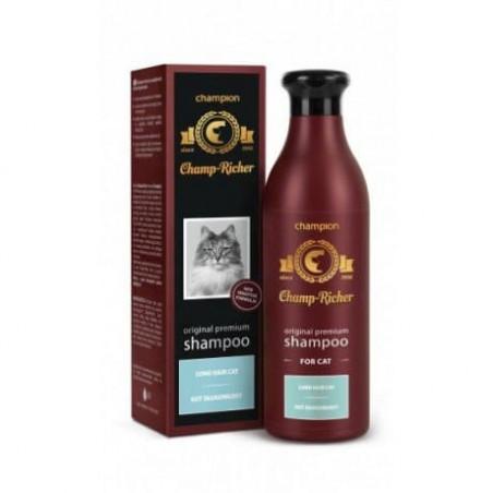 CHAMP-RICHER szampon dla kota długowłosego 250 ml