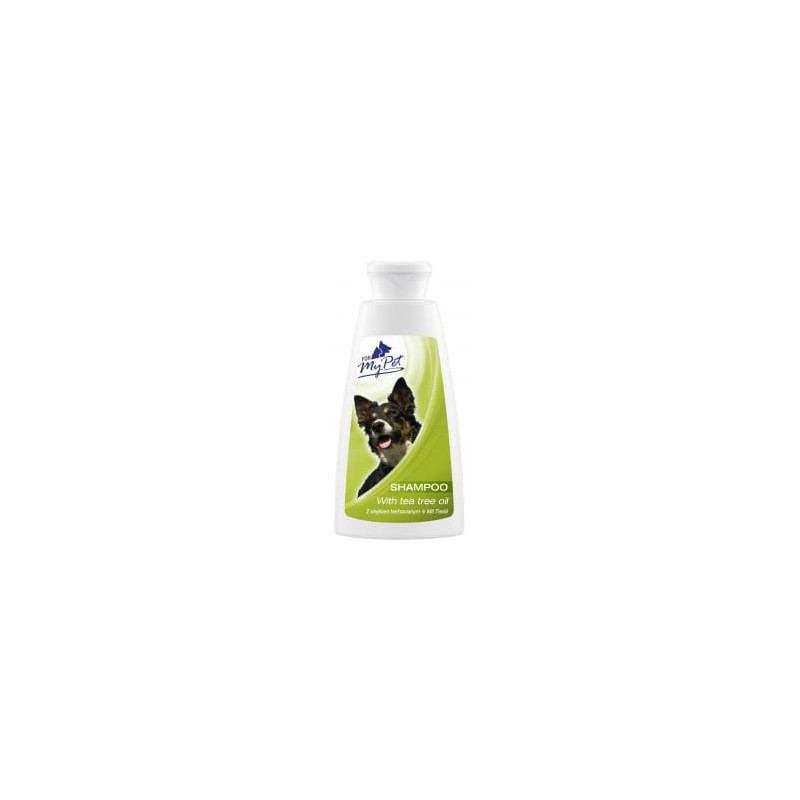 FOR MY PET Szampon z olejkiem herbacianym 150ml