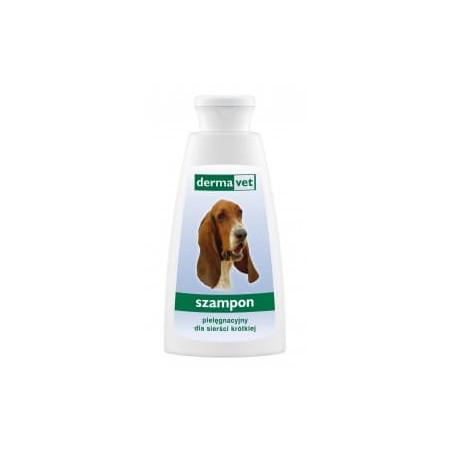 DERMAVET szampon dla sierści krótkiej 150 ml