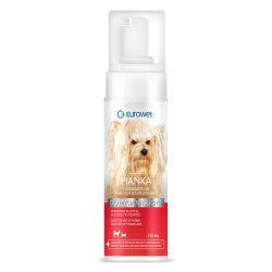 EUROWET Szampon do mycia na sucho pies kot 150 ml