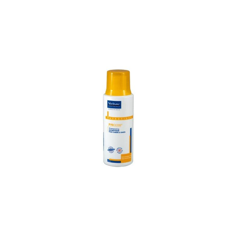 VIRBAC Pyoderm szampon 200 ml