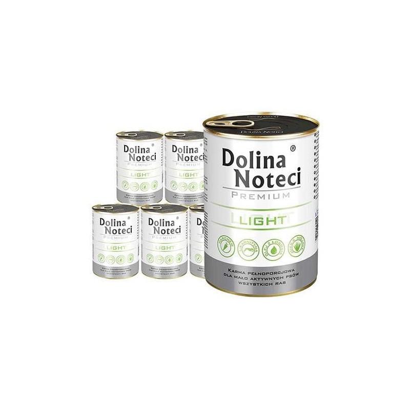 KARMA DLA PSA DOLINA NOTECI PREMIUM LIGHT 10x400 G