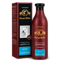 CHAMP-RICHER - odżywka biała sierść dla psa