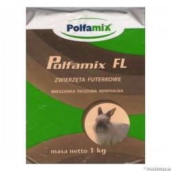 POLFAMIX F-L 1KG dla zwierząt futerkowych