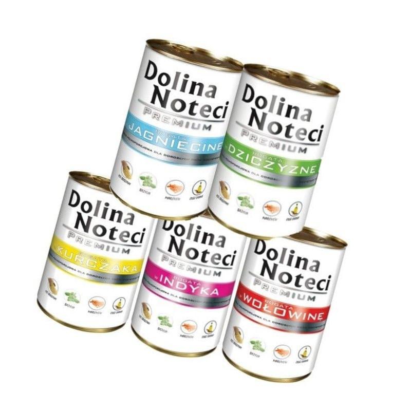 DOLINA NOTECI Premium D/PSA 30x400g MIX SMAKÓW