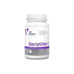 GeriatiVet Large Breed 45 tabl. psy od 15 kg