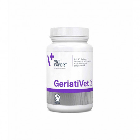 GeriatiVet 45 tabl. psy do 15 kg