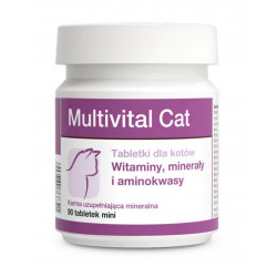 DOLFOS Multivital Cat witaminy 90 tabl mini