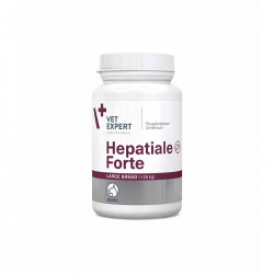 Hepatiale Forte Large Breed 40 tabletek