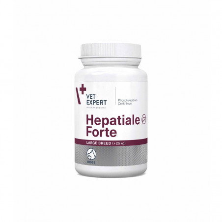 Hepatiale Forte Large Breed 40 tabletek