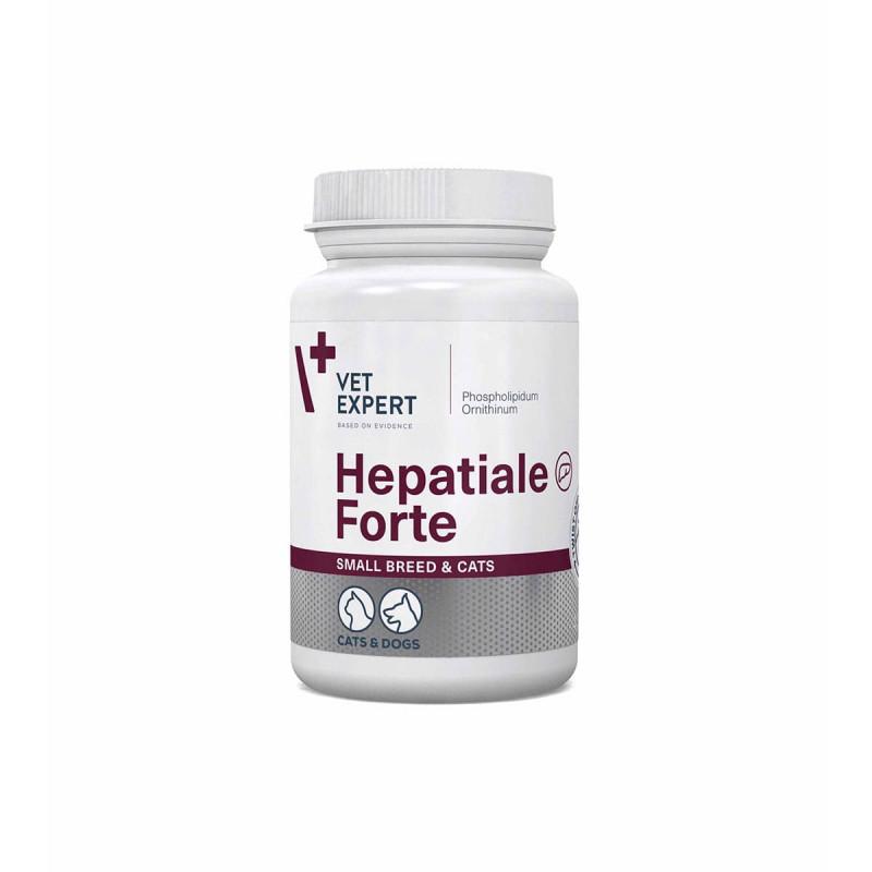 Hepatiale Forte Small Breed & Cats 40 kapsułek