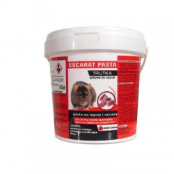 ESCARAT PASTA Trutka pasta na gryzonie 0,5kg