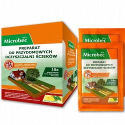 Microbec Bio saszetki do eko szamb 18x35g