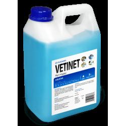 VETINET Płyn dezynfekcyjny  myjący z chlorhexydyną  5L