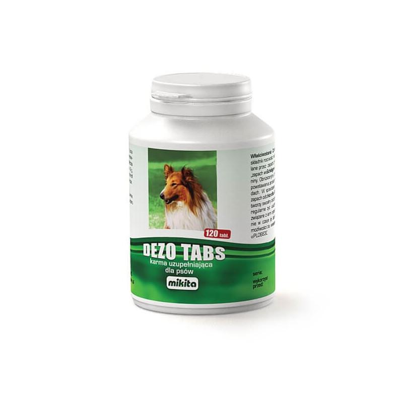 MIKITA Dezo Tabs 120 tabletek