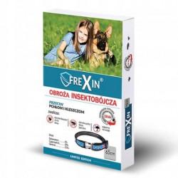 Frexin obroża insektobójcza dla psa 65cm+GRATISY