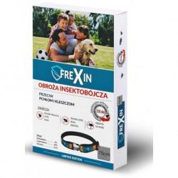 Frexin obroża insektobójcza dla psa 75cm+GRATISY