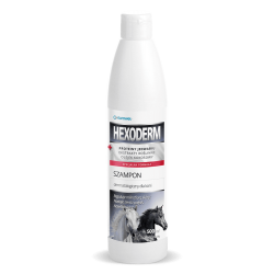 HEXODERM Szampon dermatologiczny dla koni 500 ml