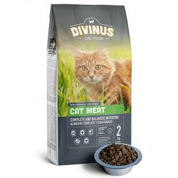 DIVINUS CAT MEAT Karma dla kotów dorosłych 2kg