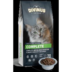 DIVINUS CAT COMPLETE Karma dla kotów dorosłych 2kg