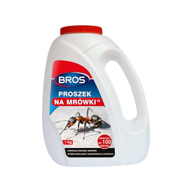 BROS Proszek na mrówki 1kg