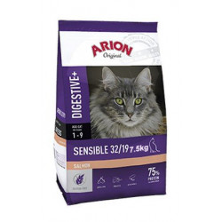 ARION ORIGINAL CAT SENSIBLE 7.5 KG