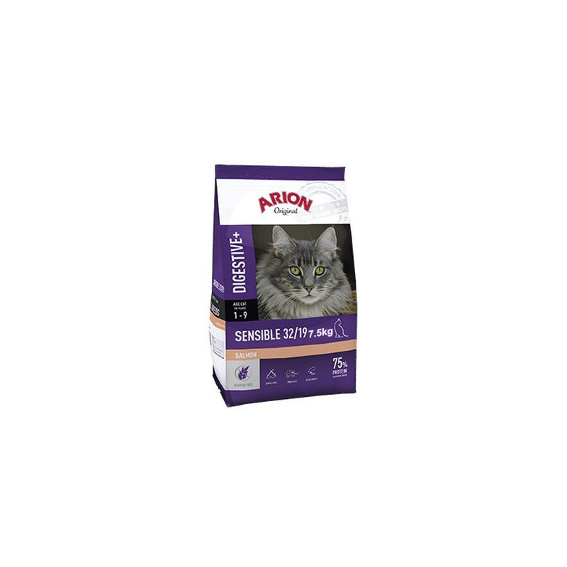 ARION ORIGINAL CAT SENSIBLE 7.5 KG