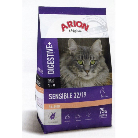 ARION ORIGINAL CAT SENSIBLE 2 KG