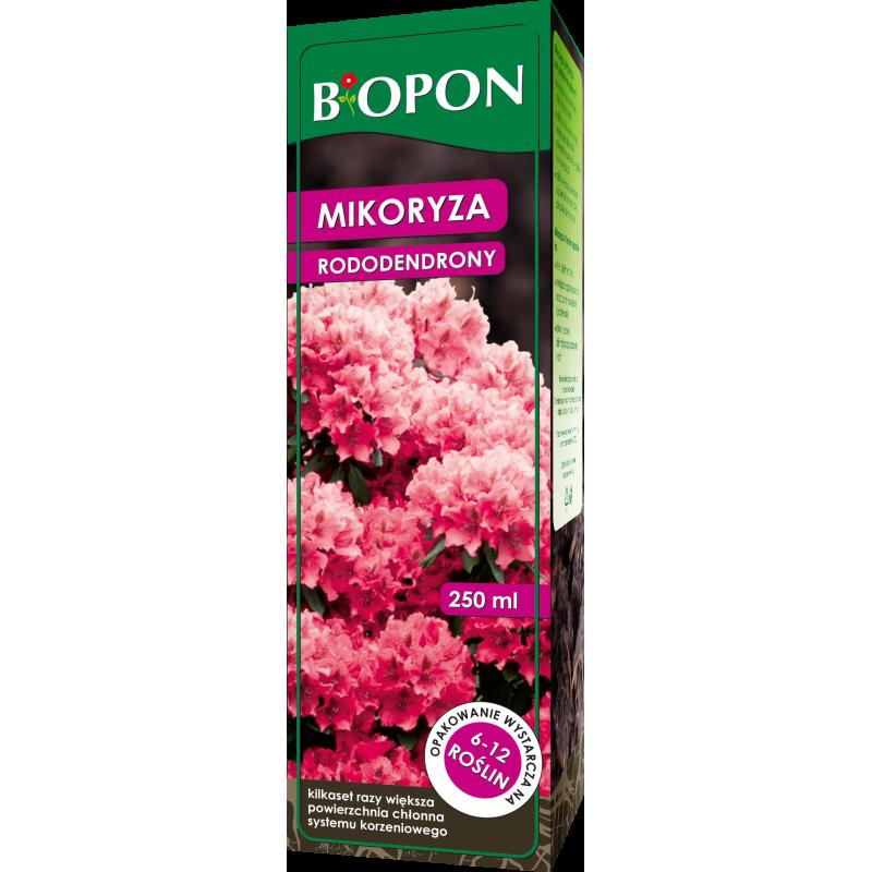 BIOPON Mikoryza do rododendronów szczepionka 250ml
