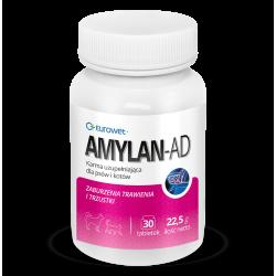 AMYLAN AD ułatwiający trawienie 30 tabletek