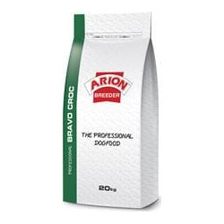 ARION BRAVO CROC 24/10 20 kg + 10 GRATISÓW