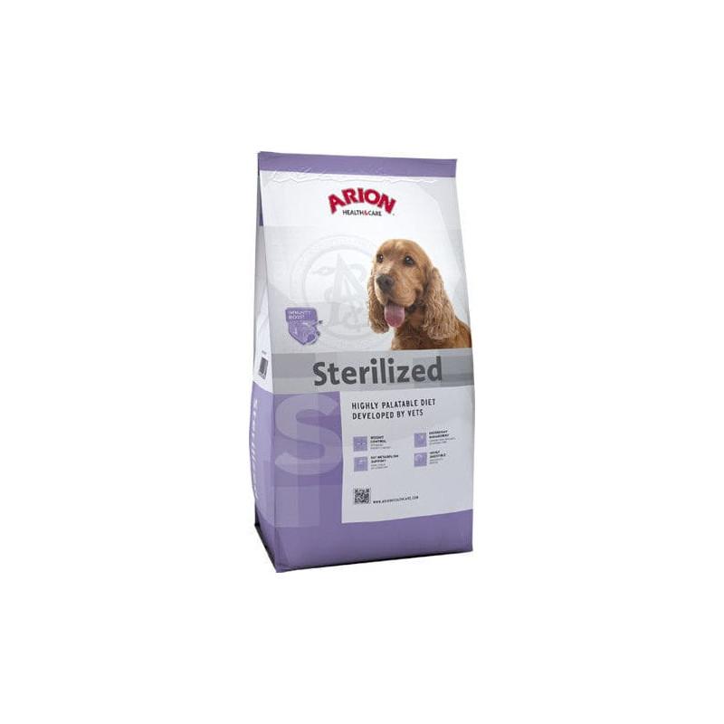 ARION Health & Care Sterilized 12 kg + GRATISY