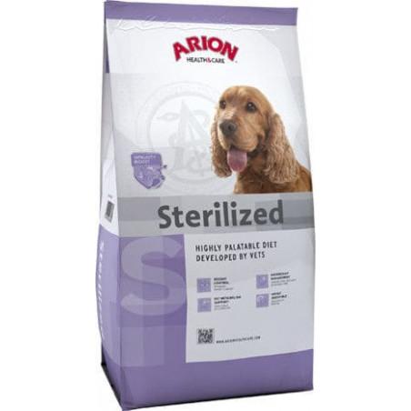 ARION Health & Care Sterilized 3 kg + GRATISY