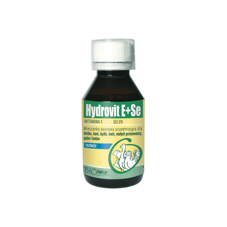 Hydrovit E + Se - preparat witaminowy 100 ml